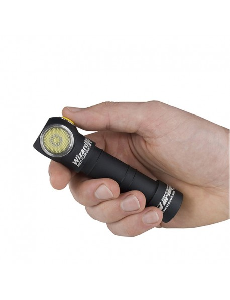 Armytek Wizard Pro v3 XHP50 Magnet USB Warm White 2140 lumens 11-Mode LED Flashlight (1x18650)