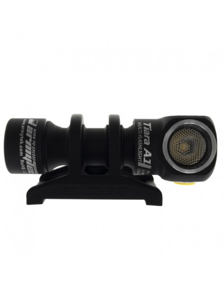 Armytek Tiara A1 v2 XM-L2 White 600 lumens 6-Mode LED Flashlight (1xAA / 1x14500)