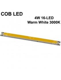 SBS COB 4W 16-LED 900mA Warm White 3000K COB LED Emitter ( 1 pc )