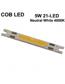 SBS COB 5W 21-LED 500mA COB LED Emitter ( 1 pc )