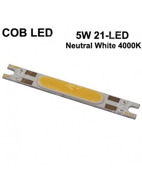 SBS COB 5W 21-LED 500mA COB LED Emitter ( 1 pc )