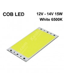SBS 94mm(L) x 50mm(W) COB 12V - 14V 15W 1000mA COB LED Emitter ( 1 pc )