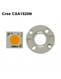 Cree CXA1520N 36V Warm White 3000K COB LED Emitter with holder