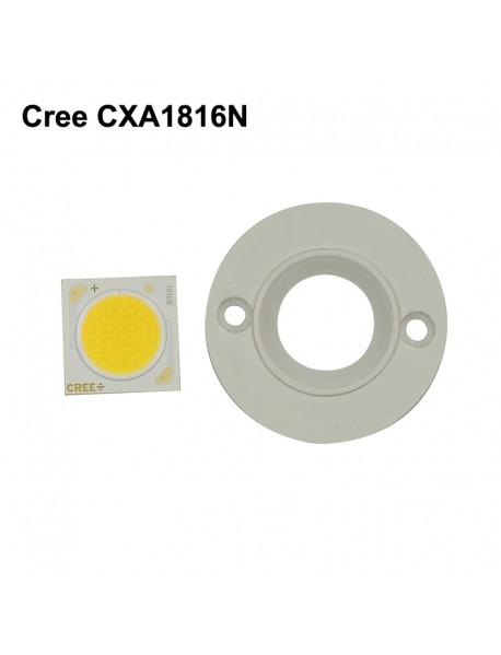 Cree CXA1816N 42V White 5000K / Neutral White 4000K / Warm White 3000K COB LED Emitter with holder