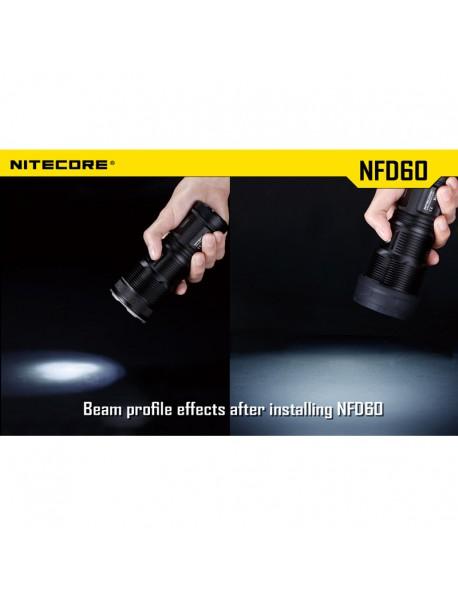 Nitecore 60mm Filter Red / Green / Blue / White (1 pc)