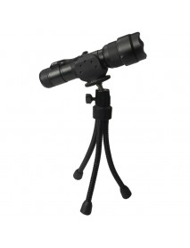 Mini Portable Swivel Adjustable Flashlight Tripod for Led Flashlight with 20mm - 26cm  Diameter