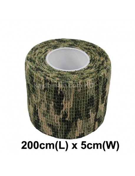 KT170 ACU Camouflage Adhesive Tape - Camouflage
