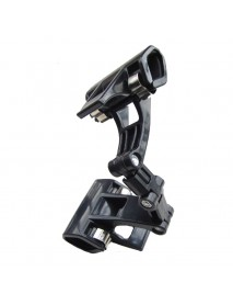 SRK Universal Clamp Mount for LED Flashlights - Black ( 1 pc )