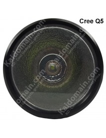 FuBrother Q5-668 CREE Q5 3-Mode LED Flashlight (1x18650)