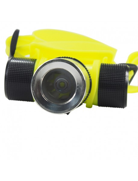 Cree XM-L2 U2 3-Mode Diving Headlamp (1 x 18650 / 3 x AAA)