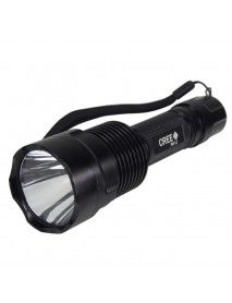 UF C12 Cree XM-L2 U3 SMO LED Flashlight (1 x 18650)