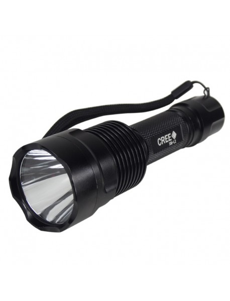 UF C12 Cree XM-L2 U3 SMO LED Flashlight (1 x 18650)