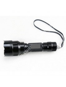 C8 OP Cree XM-L U3 1000 Lumen LED Flashlight (1 x 18650)