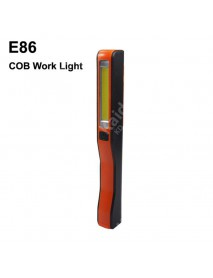 E86 Pen Styled EDC COB LED Light - Orange ( 3xAAA )
