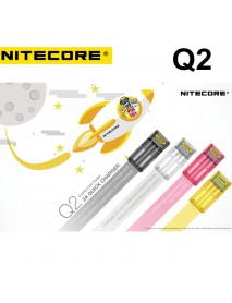 NiteCore Q2 Charger with 2 Slots for Charging Li-ion / IMR Batteries