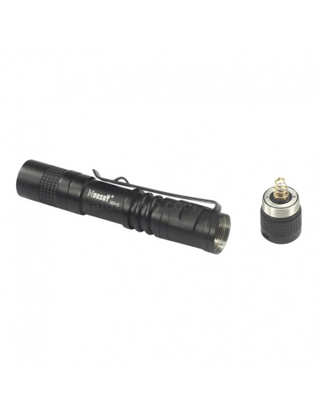 Hugsby XP-1 Cree XP-E2 100 Lumens 1-Mode Mini AAA Flashlight