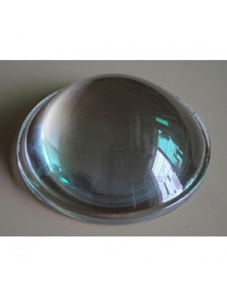50mm Optical Glass LED Lamp Lens - 1pc