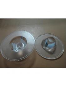 75mm 60 Degree COB LED Lens - 1 Piece