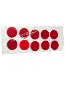 39.4mm x 1.0mm Red Glass (1 Piece) - Clearance