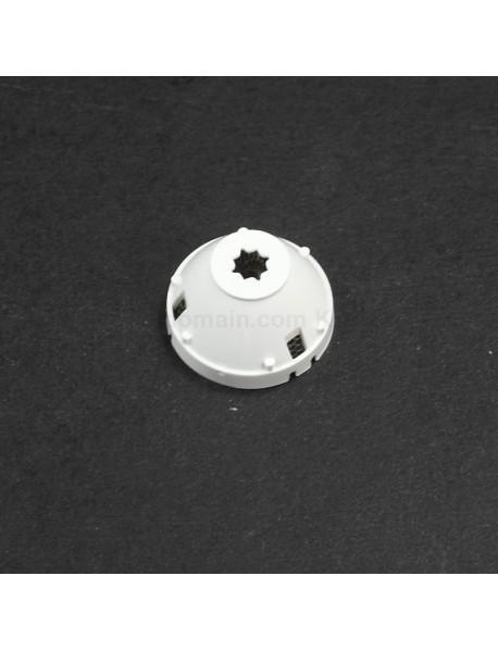 21mm (D) x 12.8mmm (H) 45-Degree / 60-Degree PMMA Optical Lens for CREE XM-L (2 pcs)