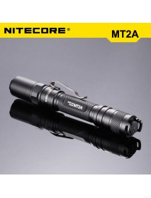 NiteCore MT2A Cree XP-G2 R5 345 Lumens White Light SMO LED Flashlight (2 x AA)