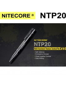 NiteCore NTP20 Multi-functional Titanium Tactical Pen