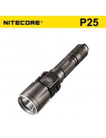 NiteCore P25 Cree XM-L2 T6 960 Lumens White Light SMO LED Flashlight (1 x 1860 / 2 x CR123)
