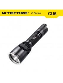 NiteCore CU6 Cree XP-G2 R5 440 Lumens White Light SMO LED Flashlight (1 x 18650 / 2 x CR123)