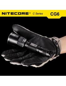 NiteCore CG6 Cree XP-G2 R5 440 Lumens White Light SMO LED Flashlight (1 x 18650 / 2 x CR123)
