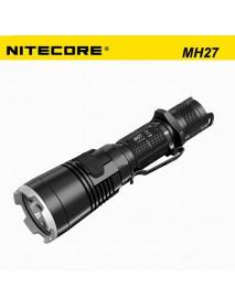 NiteCore MH27 Cree XP- L HI V3 1000 Lumens White Light SMO LED Flashlight (1 x 18650 / 2 x CR123)