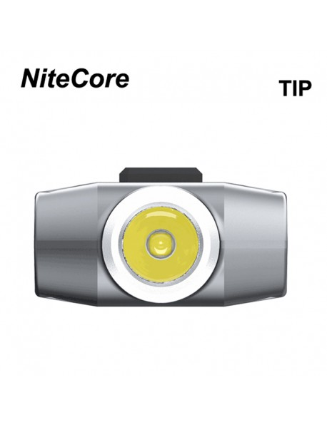 NiteCore TIP Cree XP-G2 360 Lumens 4-Mode USB Rechargeable LED Keychain