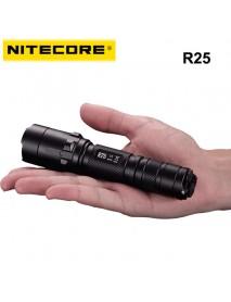 NiteCore R25 Cree XP-L HI V3 800 Lumens White Light SMO LED Flashlight (1 x 18650 / 2 x CR123)