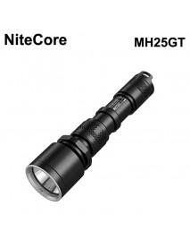 NiteCore MH25GT Cree XP-L HI V3 1000 Lumens White Light SMO LED Flashlight (1 x 18650 / 2 x CR123)
