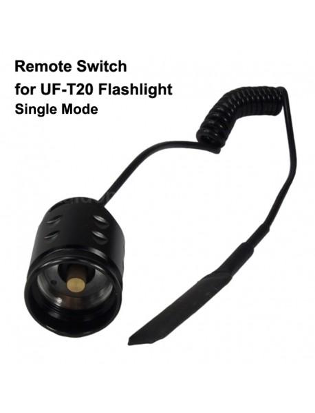 Remote Pressure Switch for UniqueFire UF-T20 Flashlight (1 pc)