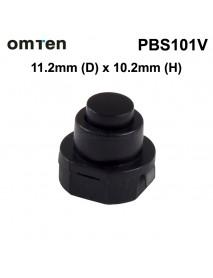 Omten PBS101V Reverse Clicky Switch 11.2mm (D) x 10.2mm (H) (5 pcs)