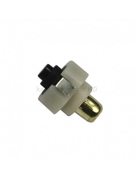 DIY LED Flashlight Clicky Switch 17mm x 24mm for LED Flashlight - 2 pcs