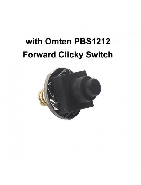 KDLITKER 16mm Forward Clicky Switch Module (2 PCS)