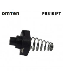 Omten PBS101FT 16mm (L) Flashlight Clicky Switch (5 PCS)