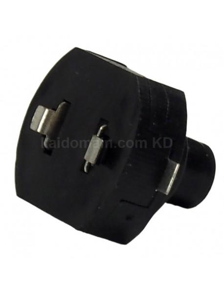 DIY 101F LED Flashlight Clicky Switch 16mm x 11.5mm for LED Flashlight (5 pcs)