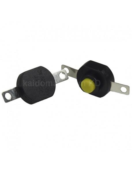 DIY LED Flashlight Clicky Switch 14mm x 9.5mm for LED Flashlight - 5 pcs