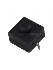 KS-P01 DIY LED Flashlight Clicky Switch 11.8mm x 9mm for LED Flashlight (5 pcs)