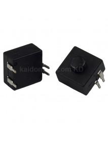 KS-P02 12mm(L) x 12mm(W) x 9mm(H) DIY LED Flashlight Clicky Switch (5 pcs)