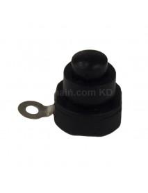 KS-P04 10.2mm(L) x 10.2mm(W) x 11mm(H) DIY LED Flashlight Clicky Switch (5 pcs)