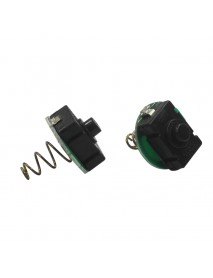 21mm (D) x 26mm (H) Flashlight Reverse Clicky Switch ( 2pcs )